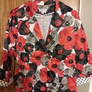 Joan Rivers blazer